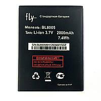 Аккумулятор к телефону Fly BL8005 2000mAh