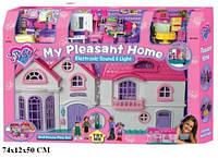 Будиночок з фігурками