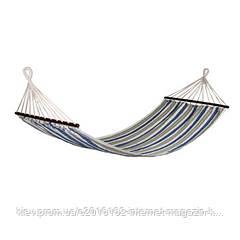 Гамак подвесной садовый Garden4you RIINA  200x80cm  striped