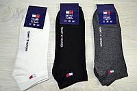 Мужские носки Tommy Hilfiger белые,серые,черные 1104
