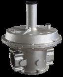 Предохранительно-сбросной клапан MVS/1, MVSP/1 (MADAS), фото 2