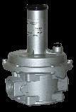 Предохранительно-сбросной клапан MVS/1, MVSP/1 (MADAS), фото 3
