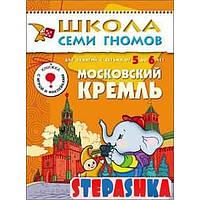 ШСГ. Шестой год обучения. Московский кремль.