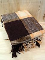 Плед из натуральной Новозеландской шерсти (140х200)
