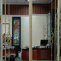 Двери раздвижные для шкафа купе