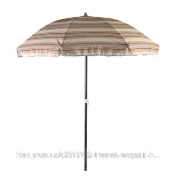 Зонт раскадной дачный Garden4you FAMILY  D2m  Light Brown  ножка D32mm