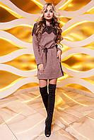 Стильное женское платье-туника в 5ти цветах JD Эрика