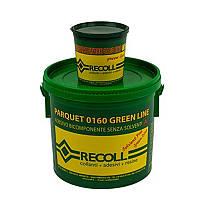 Клей для паркета RECOLL 0160 GREEN LINE 2K - 10 кг.