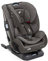 Автокресло  Joie  Every Stage FX  Isofix  Dark Pewter серое 0-36 кг