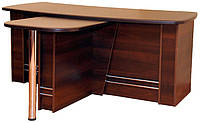 Стол письменный Премиум (Альфа мебель) 1840х750х760мм