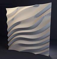 Гипсовая панель 3д Дюны, фото 1