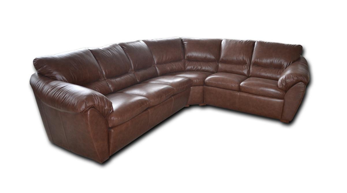 Современный угловой диван Элегия (3н + 2н)