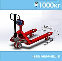 "Рокла с весами Axis 4BDU1000P-ВШ ""Бюджет"""