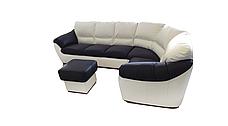Современный угловой диван Элегия (3н + 2н), фото 3