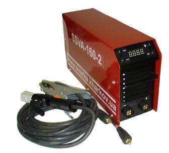 Сварочный инвертор SSVA-160-2, фото 2