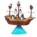 Настольная игра-конструктор Boat Pirates! (Balancing: The Game), фото 2
