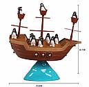 Настольная игра-конструктор Boat Pirates! (Balancing: The Game), фото 5