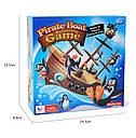 Настольная игра-конструктор Boat Pirates! (Balancing: The Game), фото 4