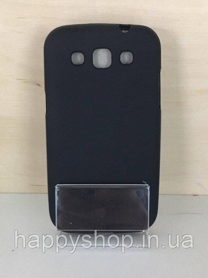 Силиконовый чехол-накладка для Samsung Galaxy J7 2015 (J700) Черный