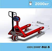 "Рокла с весами Axis 4BDU2000P-ВШ ""Бюджет"""