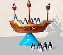 Настольная игра-конструктор Boat Pirates! (Balancing: The Game), фото 3