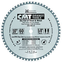 Пила дисковая 136,5 х 20 мм, Z 30, по стали для продольного и поперечного пиления CMT