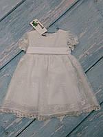 Праздничное платье для девочки, р. 80