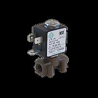 Клапан электромагнитный нормально закрытый прямого действия Н.З, ODE 21JPPR1V23 под трубку Ø 6