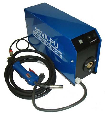 SSVA-PU Подающее устройство  для полуавтоматической сварки, фото 2