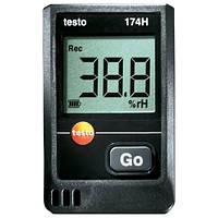 Testo,174H Миниатюрный набор регистраторов данных температуры и влажности