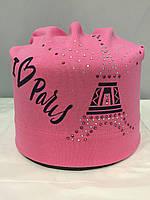 Трикотажная шапка Paris для девочки