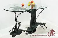 Эксклюзивный комплект кованой мебели ЯЩЕРИЦА
