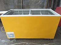Ларь морозильный Alfa Frigor 400 л. бу, ларь с корзинами бу.