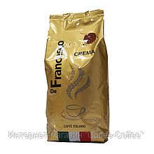 """Кофе в зернах """"De Francesco CREMA"""", 1кг"""