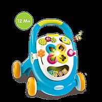 Детские ходунки Smoby Голубые (211376N)