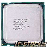 Процессор Intel Pentium Dual Core E6600 (2×3.06GHz/2Mb/s775) б/у