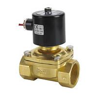 """Клапан электромагнитный нормально закрытый прямого действия Н.З, ODE 21A2KOC12-XC 1/4"""""""