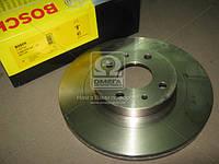 Диск тормозной ВАЗ 2112 передний вентилируемый (Производство Bosch) 0986479346, ADHZX