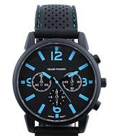 Часы мужские GT Grand Touring черные с синим