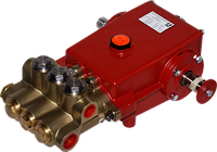 P41/70-110REDK Speck (Шпек) высокотемпературный плунжерный насос высокого давления