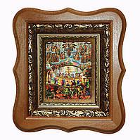Страшный суд икона православная