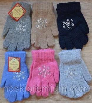 Перчатки детские Пані Рукавичка D-35