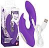 Вибратор Pure Lilac Vibes Dual Motor