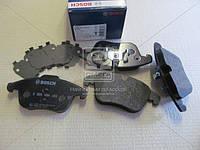 Тормозные колодки дисковые (Производство Bosch) 0986494169