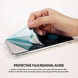 Чохол Apple iPhone X, Ringke серія Fusion Mirror, колір Silver, фото 5