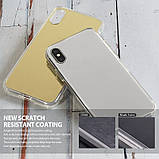 Чохол Apple iPhone X, Ringke серія Fusion Mirror, колір Silver, фото 4