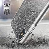 Чохол Apple iPhone X, Ringke серія Fusion Mirror, колір Silver, фото 3