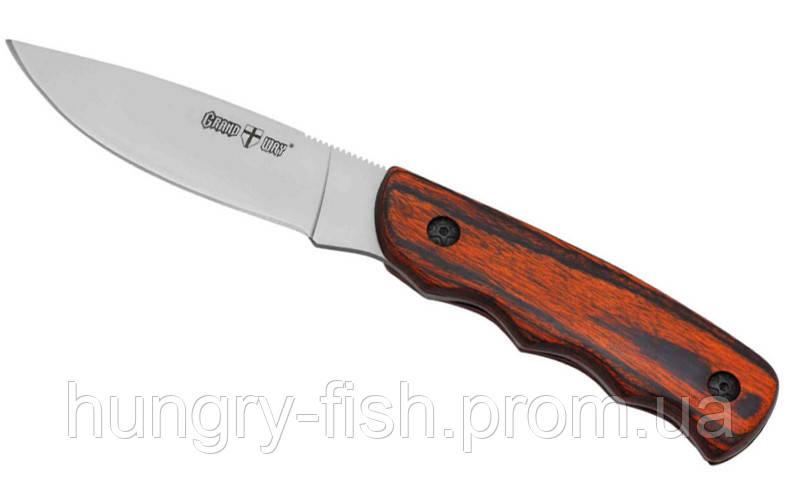 Нож нескладной Карманный