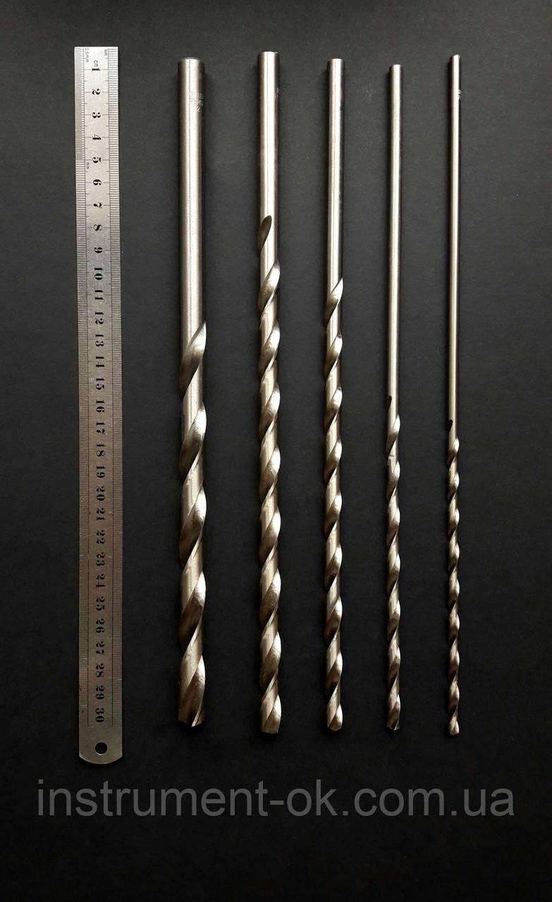 Сверлопо металлу d 12 мм L 300