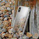 Чохол Apple iPhone X, Ringke серія Fusion Mirror, колір Silver, фото 7
